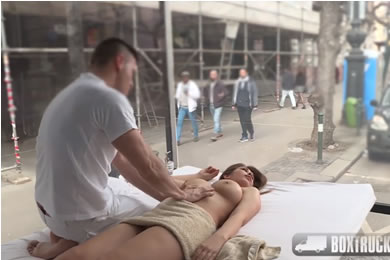 Magyar pornósztár szex - Aida Swinger