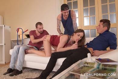 Magyar pornósztár szex - Cathy Heaven